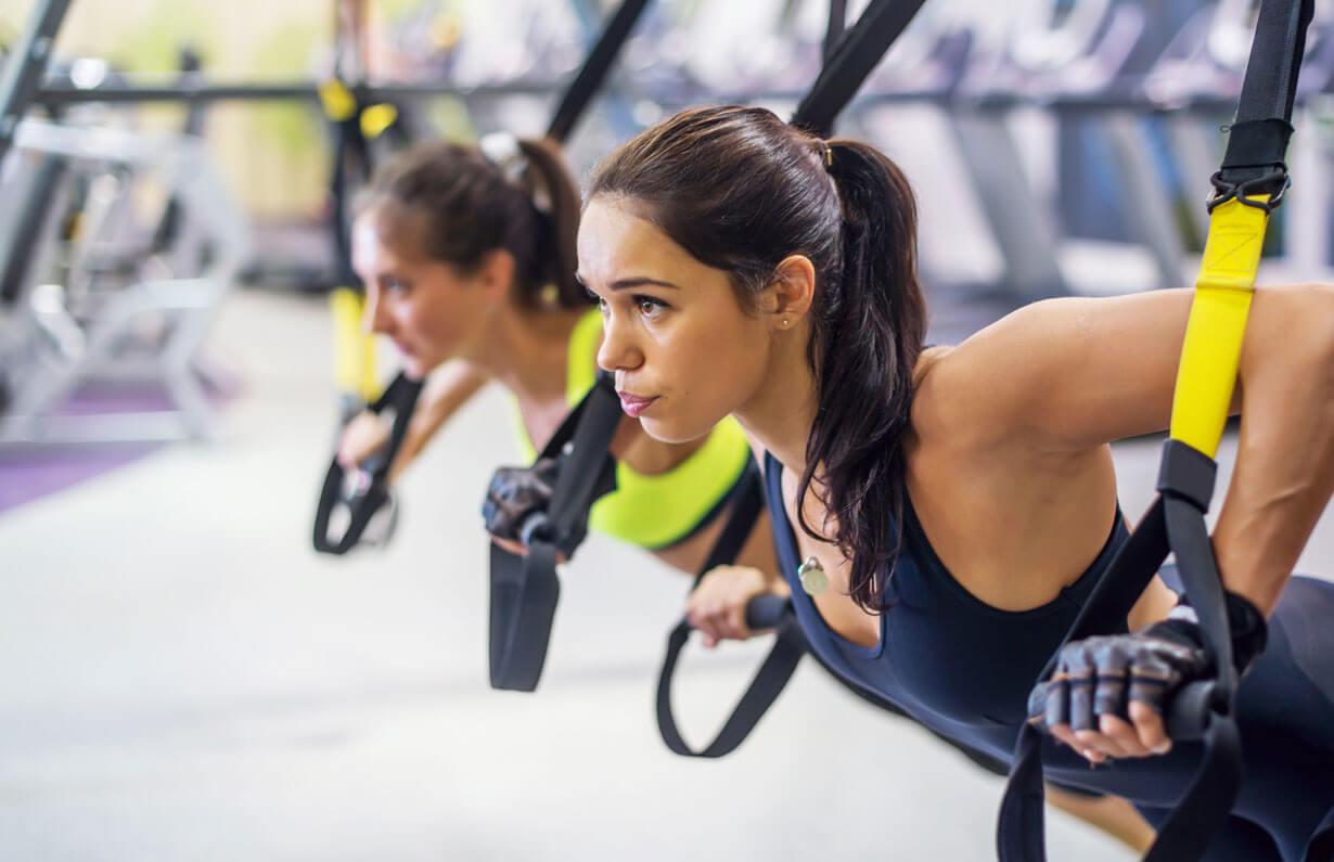 Marathon-Fitness-gym-workout trx