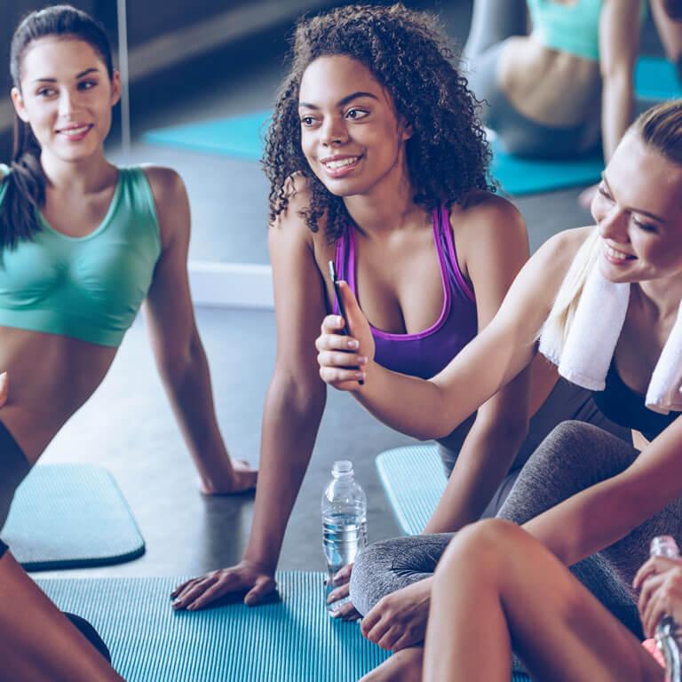 Marathon-Fitness-women-weight